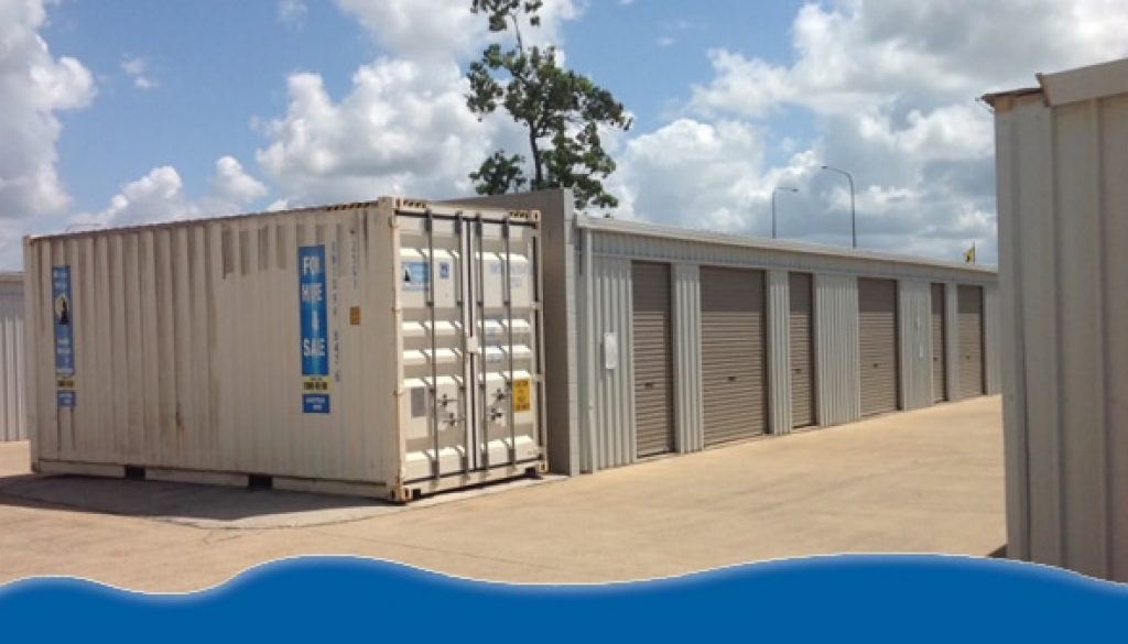 CBS - Storage Units